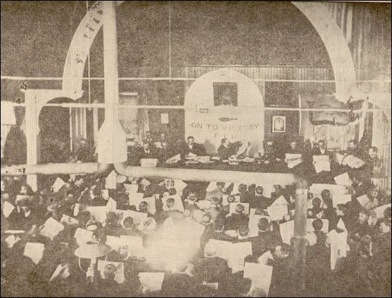 FPU Convention at Bonavista, 1912.