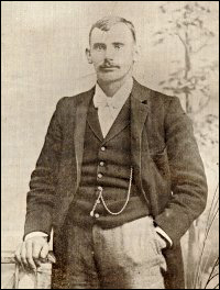 President Coaker at the age of 25.