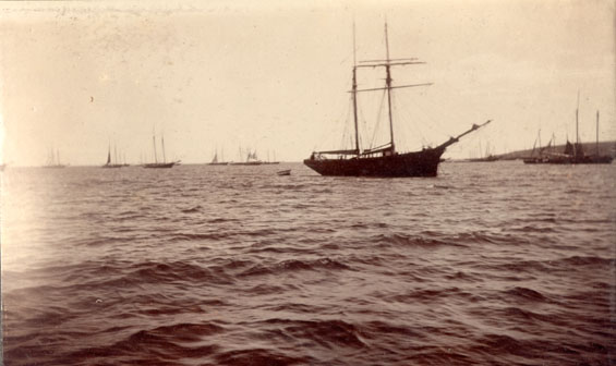 Unidentified vessels