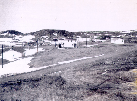 St. Lunaire, Great Northern Peninsula, Newfoundland