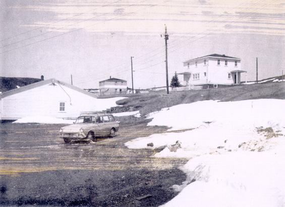 St. Lunaire, Great Northern Peninsula, Newfoundland