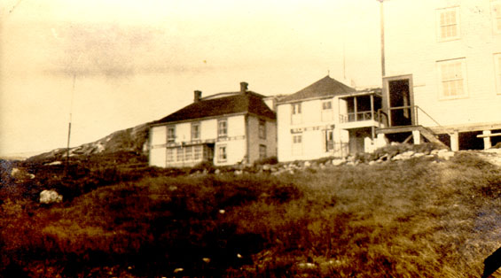 Battle Harbour Hospital, Labrador