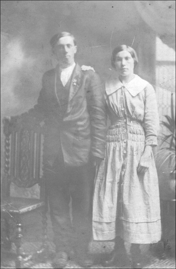 James and Alice (Rogers) Noble, Fair Island