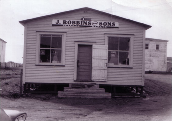 PJ. Robbins and Sons store