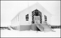 First United Church, Arnold's Cove