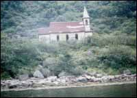 Dilapidated Church, Richard's Harbour