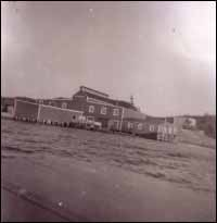 E.J. Green Herring Factory, Thoroughfare